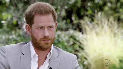 Появилась информация, с кем из семьи принц Гарри встретился  в Лондоне