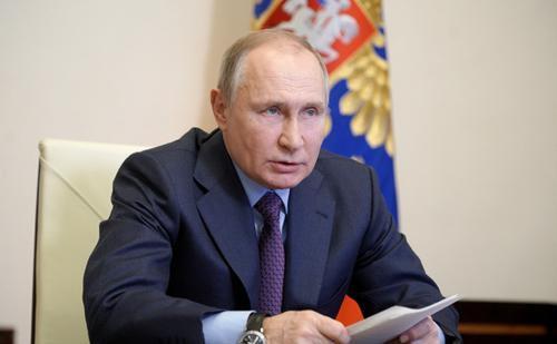 Владимир Путин рассказал об ощущениях после второй вакцинации