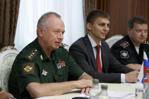 Минобороны России множит контакты на Африканском континенте