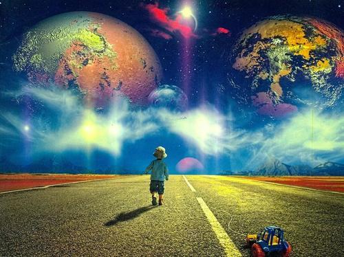 К чему именно приведёт развитие человеческой цивилизации – пока что неизвестно