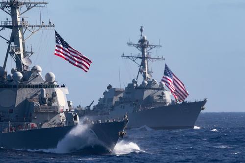 США отменяют «первомайские мероприятия»
