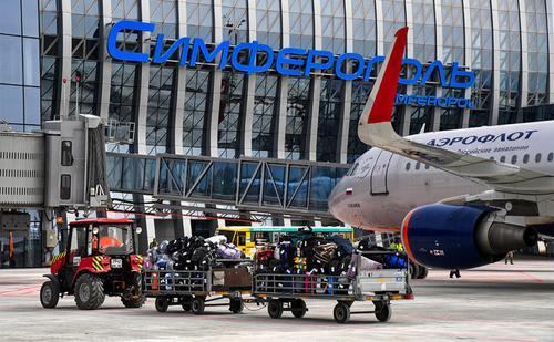 Украинский суд наложил арест ещё на 12 российских пассажирских самолётов, совершающих рейсы в Крым