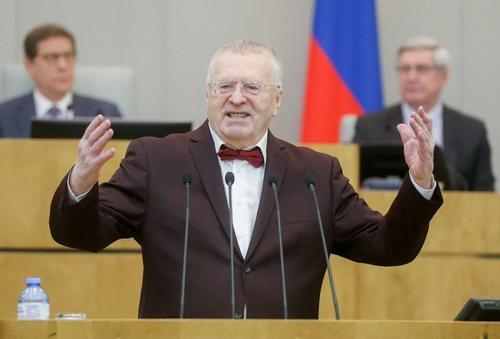 Жириновский о ситуации в Донбассе: Россия фактически остановила Третью мировую