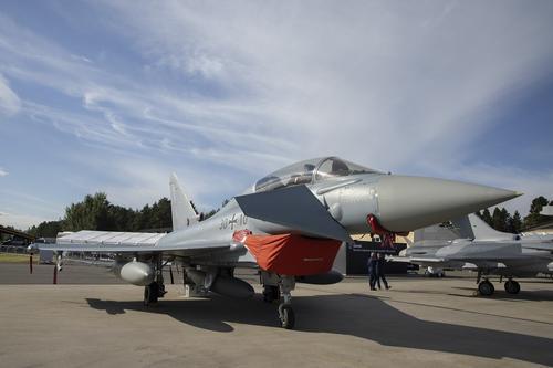 Avia.pro: НАТО скрытно перебросило на Украину истребители Eurofighter Typhoon