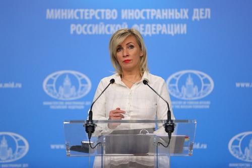 Захарова прокомментировала слова Зеленского о строительстве «Северного потока – 2»