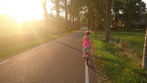 Видео, как девочку на велосипеде сбили на пешеходном переходе в Петрозаводске