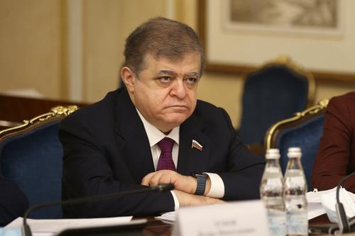 Джабаров о задержании украинского консула в Петербурге: «Киев ведет подрывную деятельность против России»