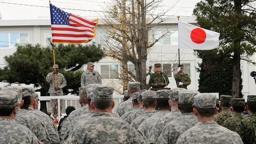 США будут защищать Японию, вплоть до применения ядерного оружия