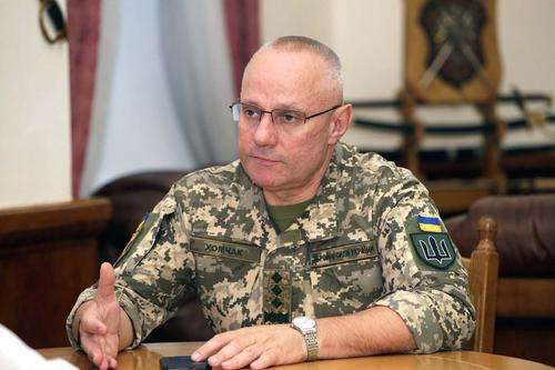 Мэры украинских городов в панике из-за «российской угрозы», генерал Хомчак попытался их успокоить