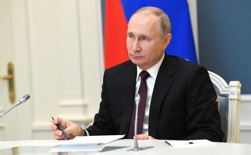В Кремле заявили, что решение об участии Путина в саммите по климату еще не принято
