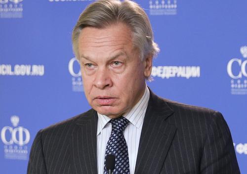 Сенатор Пушков считает, что Госдепу США лучше не отвечать на контрсанкции России