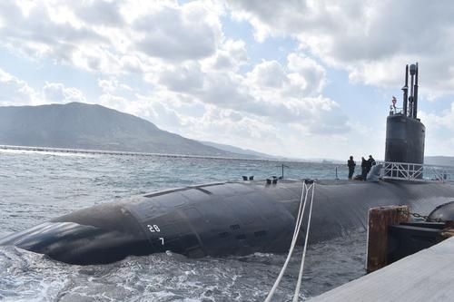 Версия Avia.pro: подводная лодка США могла войти в воды России в Черном море