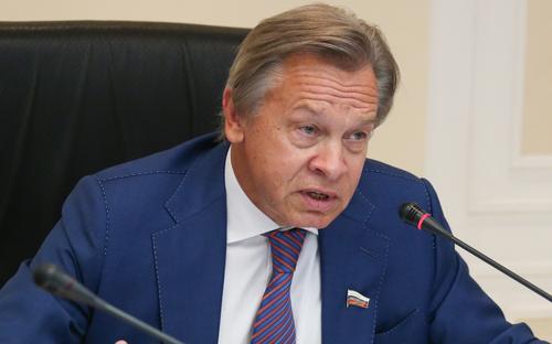 Пушков не исключил, что Байден при встрече попытается «прочитать нотацию» Путину