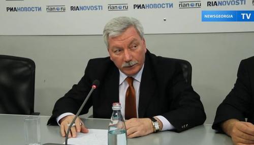 Валерий Кварацхелия: За нами Москва! Встать плечом к плечу с Россией перед агрессивным Западом