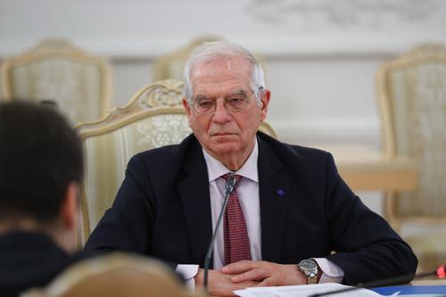 Глава дипломатии Евросоюза Боррель: ЕС не готовит новых санкций против России