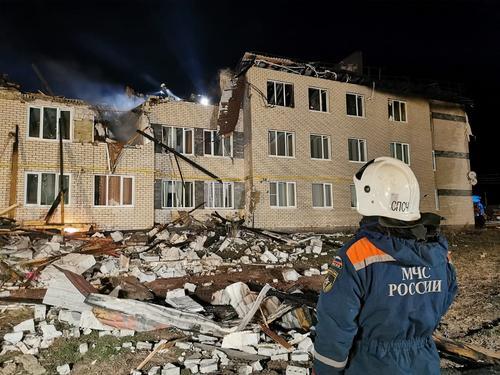 Глава Нижегородской области назвал приоритетную причину взрыва газа в жилом доме