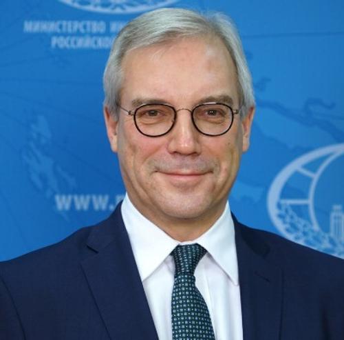 Замглавы МИД РФ Грушко ответил на призыв экс-президента Эстонии запретить россиянам въезд в ЕС