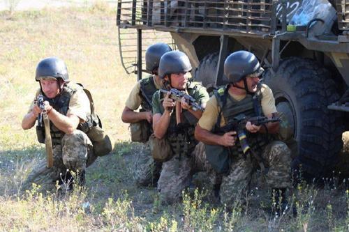 Офицеры Украины рассказали, как идет подготовка к войне с Россией