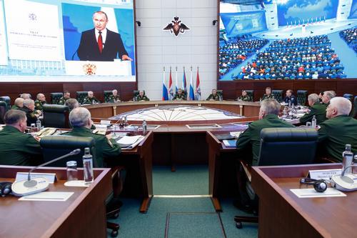В Москве состоится заседание Коллегии Минобороны России