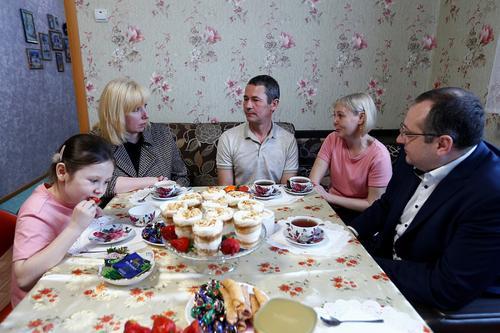 Кубанская семья получила 90 тысяч рублей на ведение подсобного хозяйства