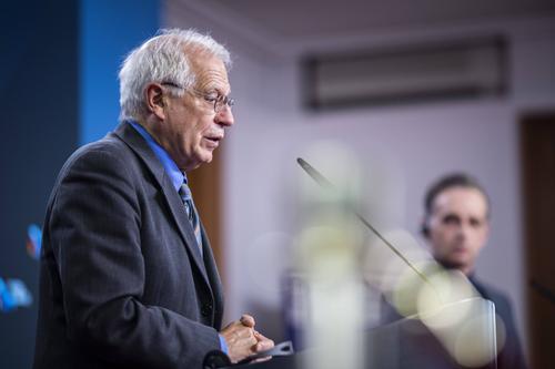 Глава евродипломатии Боррель оценил реакцию России на высылку дипломатов из Чехии