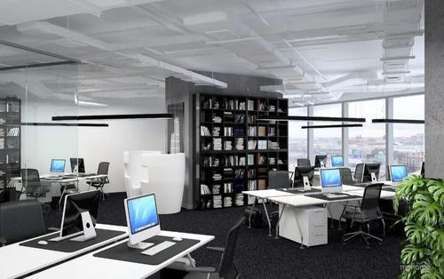 Создатели концепции Open Space представили дизайн офисов будущего