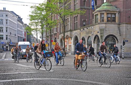 В Нидерландах запретят передвижение на дизельном и бензиновом транспорте
