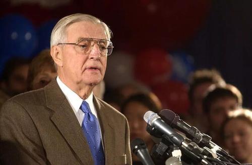 В США прощаются с бывшим вице-президентом США Уолтером Мондейлом