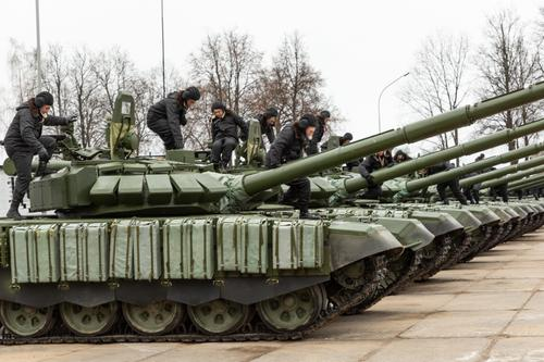 Россия удержалась в пятерке крупнейших военных держав в 2020 году по военным расходам