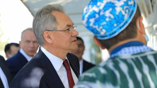 Прорывной визит Шойгу в Узбекистан