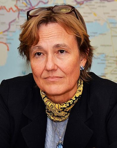 Посол Германии на Украине Анка Фельдхузен прокомментировала шествие националистов в Киеве
