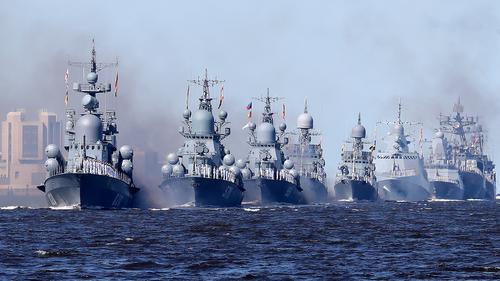 Атлантический совет предложил запретить кораблям ВМФ России заходить в порты ЕС и США