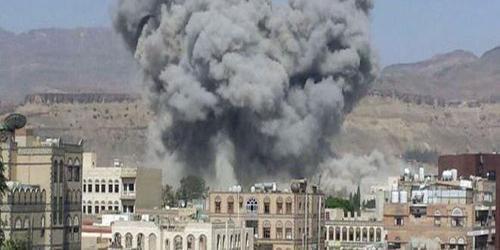 Саудовские истребители бомбят дома мирных жителей Йемена