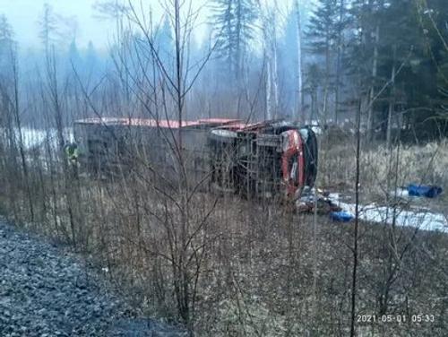 Три человека погибли при ДТП с автобусом в Хабаровском крае