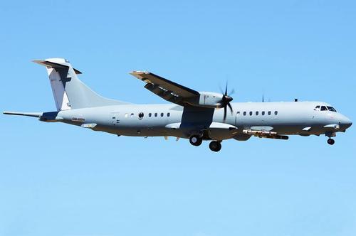 Турецкий самолёт разведчик замечен близ российских границ над Чёрным морем
