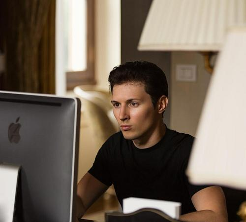 Павел Дуров впервые за три года опубликовал новое фото