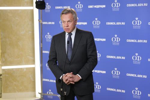 Пушков оценил мнение главы британского МИД Рааба об отношениях Великобритании и России