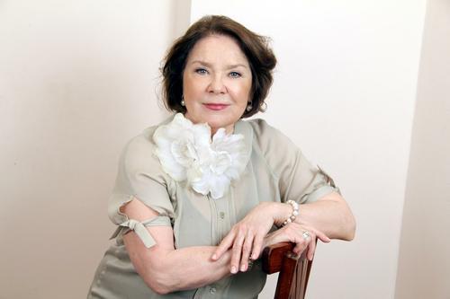 Лариса Голубкина госпитализирована в Москве