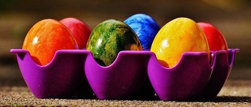 Иерей Павел Островский рассказал, можно ли годами хранить освященные пасхальные яйца