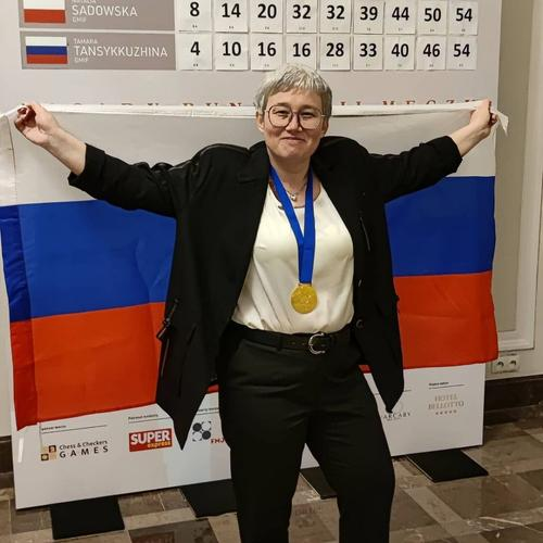 Тамара Тансыккужина: «побед у меня было много, но такой не было никогда»