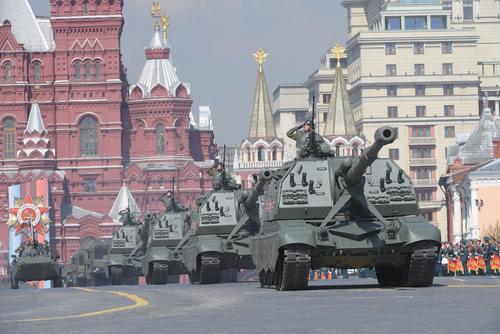 Синоптик Леус рассказал, какая погода будет в Москве 9 мая