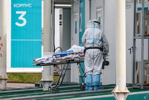 В Москве за сутки скончался 61 человек с COVID-19, это максимум с 13 февраля