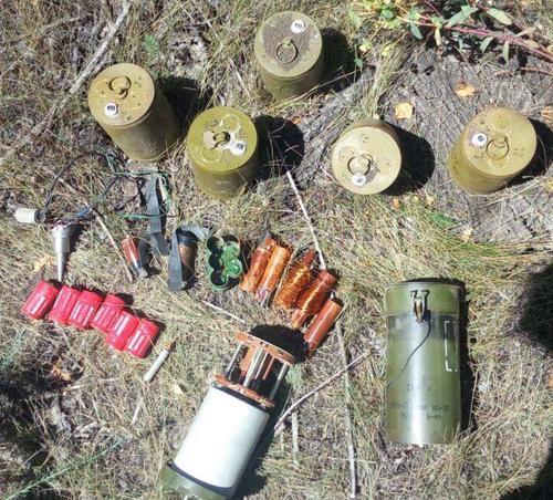 ВСУ плотно минируют местность, от этого в Донбассе гибнет мирное население