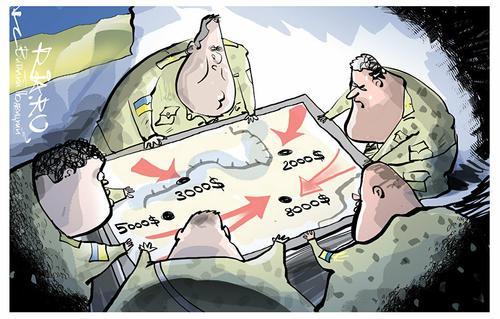 Украинскому руководству не нужны ни Донбасс, ни Крым, оно делает на кровопролитии прибыльный бизнес