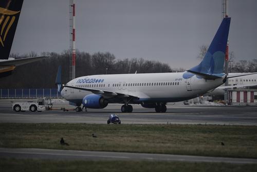 Лоукостер «Победа» с 12 июня возобновит полеты в Рим