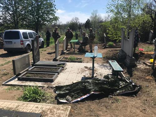 На территории Донбасса, контролируемой ВСУ, на мине подорвался мирный житель