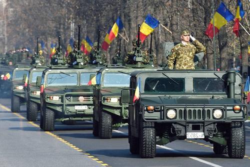 Армия Молдавии отрабатывает с НАТО «взаимодействие повышенной интенсивности»