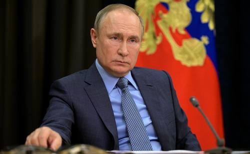 Путин объяснил, что ограничение сообщения с зарубежными странами связано с коронавирусом, а не с политикой