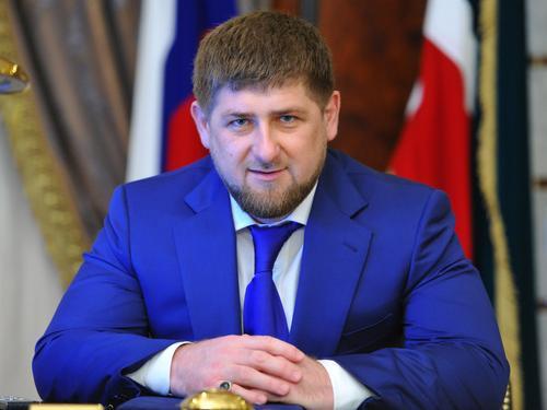 Кадыров ответил на вопрос о желании стать президентом России