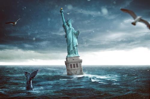 Выстоит ли Нью-Йорк перед возможным потопом?